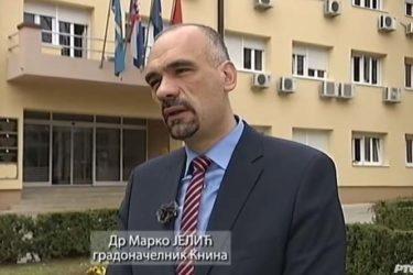 КВАДРАТУРА КРУГА: Градоначелник Книна Марко Јелић позвао је Србе да се врате у овај град и на своју дједовину