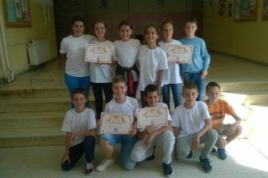 """У Билећи одржано регионално такмичење """"Дјеца у саобраћају 2018."""""""