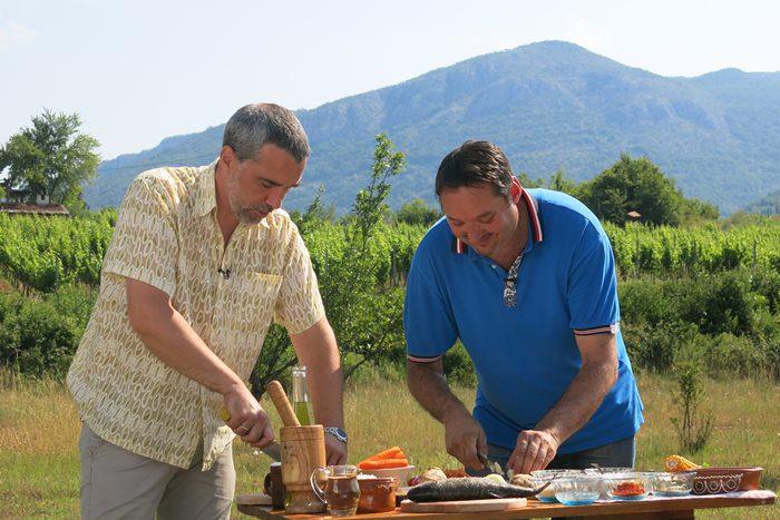 ГАСТРОНОМАД: Виноградарска рибља чорба на требињски начин