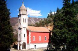 Данас је слава Спасове цркве у Стоцу - Саборног храма Вазнесења Господњег