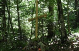КРСТ НАД ЈАМОМ: Памтиш ли Србине црвену ријеку што нам из груди тече?! (ВИДЕО)