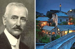 Шантић и Мостар, вијек и по касније
