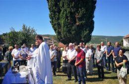 Pomen za postradale Srbe u Drugom svjetskom ratu u Gabeli