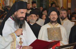 Патријарх српски Иринеј хиротонисао Епископа диоклијског Методија (ВИДЕО)
