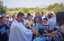Mučenički Klepci proslavili Preobraženje Gospodnje (FOTO)