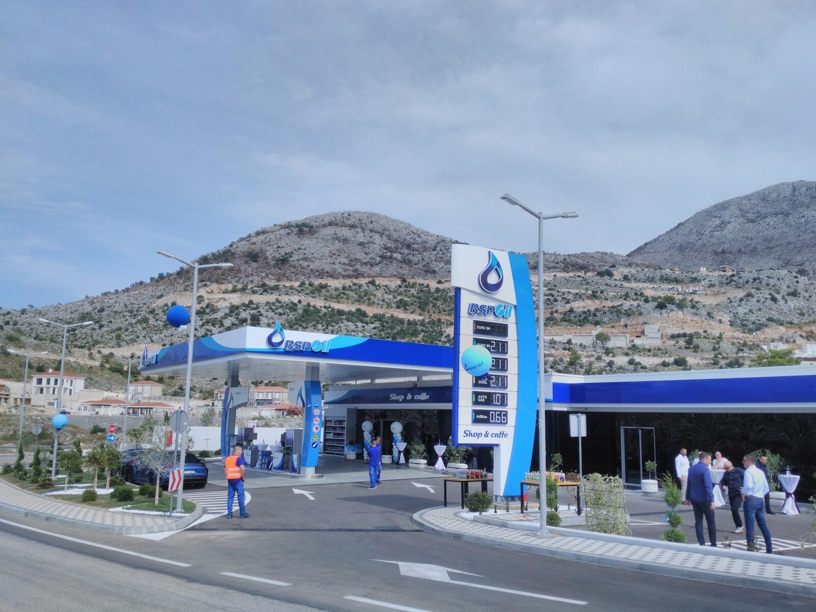 """ОТВОРЕНА ПУМПА """"БСП ОИЛ"""": На Иваницу по најјефтиније гориво у Херцеговини"""
