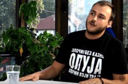 БОЈАН АРБУТИНА: Срби у Хрватској били су дежурни кривци за све! (ВИДЕО)