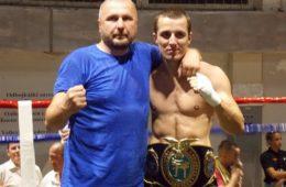 ИМА ЛИ КО ЈАЧИ: Милан Бабић нови професионални првак Европе у кик – боксу
