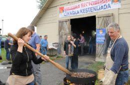 СКУП СРБА У ЧИКАГУ: Мирис печеног кестена подсјећа на завичај