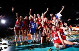 ТИЈАНА БОШКОВИЋ ИСПИСАЛА ИСТОРИЈУ: Србија први пут стигла до титуле свјетског првака у одбојци!