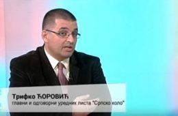 ТРИФКО ЋОРОВИЋ: Крајишки Срби су толико пута преварени да је разумљиво због чега су и данас неповјерљиви!
