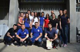 НОВИ САД, 30. НОВЕМБАР 2018. ГОДИНЕ: Млади Херцеговци организују нову акцију добровољног давања крви