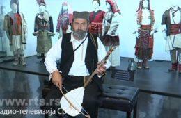 NAKON TRI GODINA BORBE: Pjevanje uz gusle na Uneskovoj listi nematerijalnog kulturnog nasljeđa Srbije