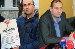 БОРЈАН тврди да је политички кажњен, МИЈАНОВИЋ – да га је унаприједио у свог првог сарадника