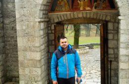 СЛОБОДАН СТАВ: Капија Црне Горе