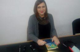 """Књижевно вече Весне Капор у Народној библиотеци """"Владимир Гаћиновић"""" у Билећи"""
