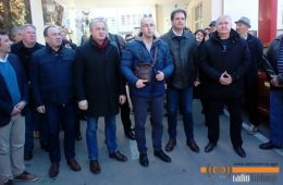 САША БОРЈАН кандидат опозиције за градоначелника Требиња