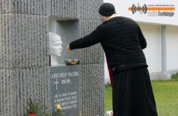 СЈЕЋАЊЕ НА АЛЕКСАНДРА МАСЛЕШУ: Одржан помен најмлађем погинулом припаднику Требињске бригаде Војске РС