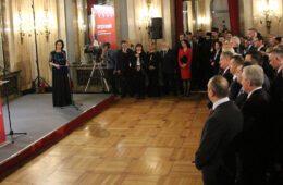 ПОНОСНА И ВЈЕЧНА: Пријем у Београду поводом 27 година од доношења првог Устава РС