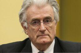 Радован Караџић осуђен на доживотну казну затвора