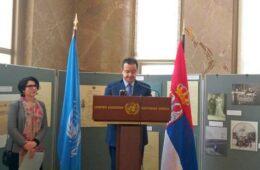 СРПСКИ ПИСАЦ И ДИПЛОМАТА: Отворена изложба о Јовану Дучићу у палати УН у Женеви
