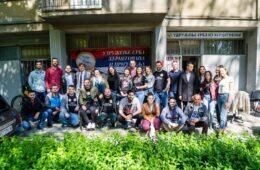 ДЈЕЛА, А НЕ РИЈЕЧИ: Херцеговци у Новом Саду организовали седму акцију добровољног давања крви (ФОТО)