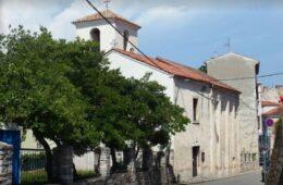 Опљачкана српска црква Светог Николе у Пули
