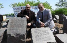 Споменик жртвама Јадовна у Њујорку
