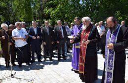 Одржан први парастос посвећен страдалим Србима Козаре и Поткозарја у логору Земун 1942- 1944