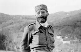 BILEĆA, 1. JUN 2019. GODINE: Osveštanje spomenika đeneralu Dragoljubu Draži Mihailoviću