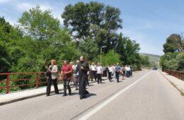 Обиљежено 27 година од егзодуса Срба у долини Неретве
