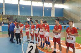 Кадети Љубиња вицешампиони БиХ у одбојци