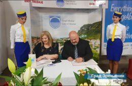 Потписан Споразум о сарадњи и приjатељству између Мостара и Зрењанина