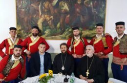 Свештеник Горан Спаић организовао 1. Херцеговачко сијело у Лондону