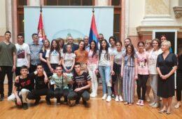 Невесињски ученици посјетили Скупштину Републике Србије