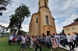 Освештан обновљени Саборни храм у Чапљини