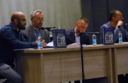 """У Братунцу представљена књига """"Битка за Сребреницу-рат за цивилизацију"""""""