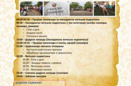 Сјај српске витешке традиције поново у Требињу