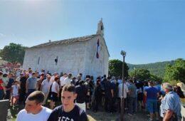 Освећење и прослава 150. годишњице храма у Обљу