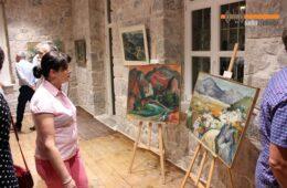 Слике Милене Шотре Гаћиновић пред требињском публиком