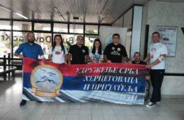 ДАНИ РС У СРБИЈИ: Херцеговци из Новог Сада осми пут даровали крв
