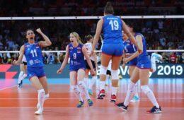 ТУРСКА У СУЗАМА: Одбојкашице Србије одбраниле титулу шампиона Европе!