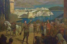 КАКО ЈЕ ДУБРОВНИК 1918. ГОДИНЕ ДОЧЕКАО ОСЛОБОДИОЦЕ: Живјела српска војска и краљ Петар!
