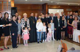 ШЕСТО ВЕЧЕ СРБА КОЊИЧАНА У СРБИЈИ: Апел за довршетак градње парохијског дома у Брадини (ФОТО)