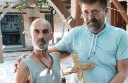 Крст из грчке светиње стигао на Михољску Превлаку