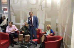 Повеље успјеха на репрезентативном штанду РС на 64. Међународном београдском сајму књига