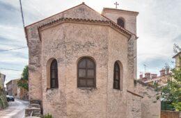 ЦРКВА СВЕТОГ НИКОЛЕ - православни олтар Пуле