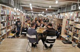 НЕКА МИ НИЧЕ БУДЕ СВЈЕДОК: Књижевно вече Драшка Сикимића у Новом Саду