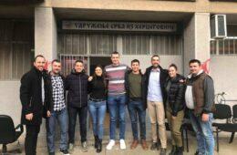 Млади Херцеговци у Новом Саду по 9. пут даровали крв (ФОТО)
