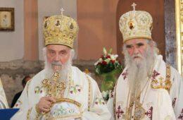 ПАТРИЈАРХ ИРИНЕЈ: Зауставите терор над Црквом и српским народом у Црној Гори